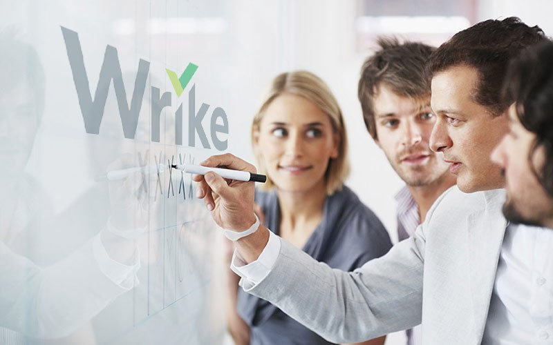 Wrike Projektmanagement-Software Test