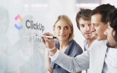 ClickUp Projektmanagement-Software Test