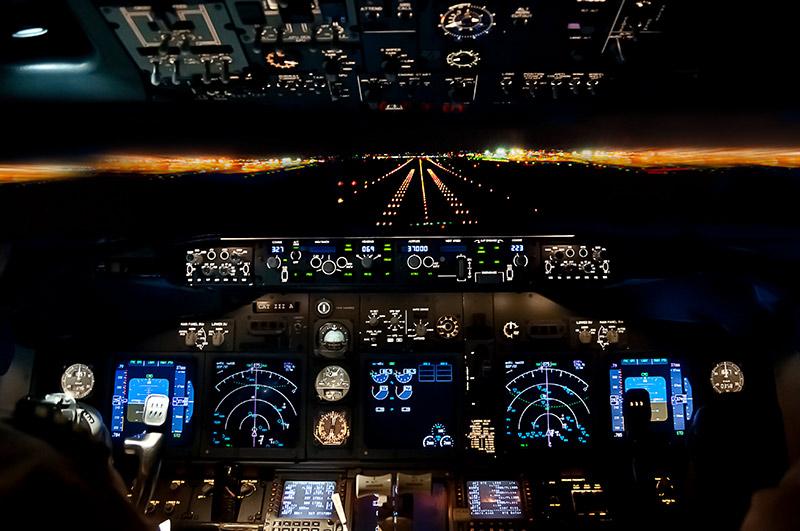 Lastenheft schreiben - Cockpit